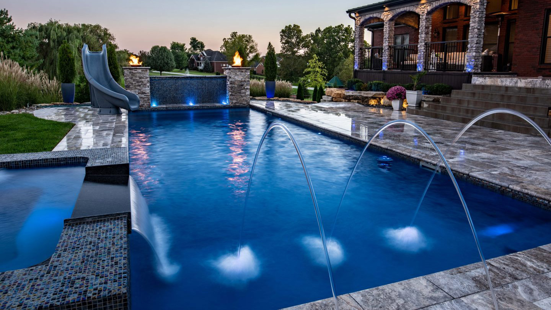 Sun Fiberglass Swimming Pool Sales And Installation